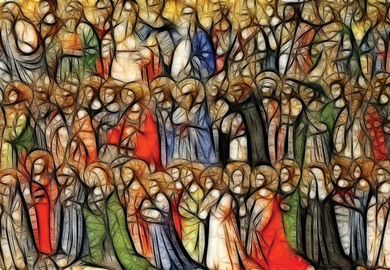 all saints collage